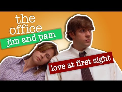 Jim and Pam: Love At First Sight  - The Office US