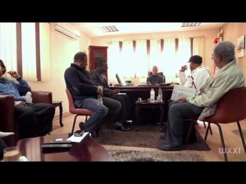 American Pharaoh - Documentary about Bob Bradley in Egypt