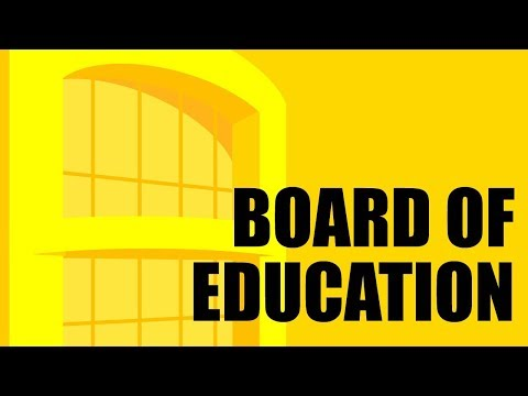 Board of Education Meeting of November 20, 2018