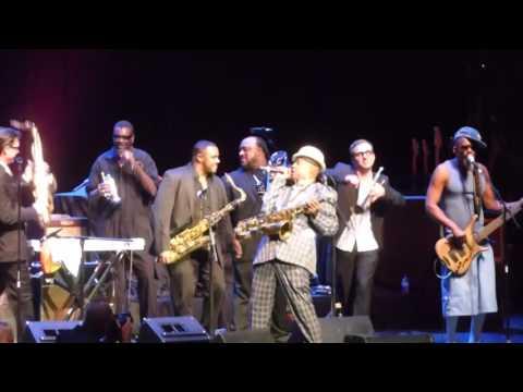 Fishbone (w/ Mighty Mighty Bosstones) - (Saban Theatre, Los Angeles CA 10/7/16)