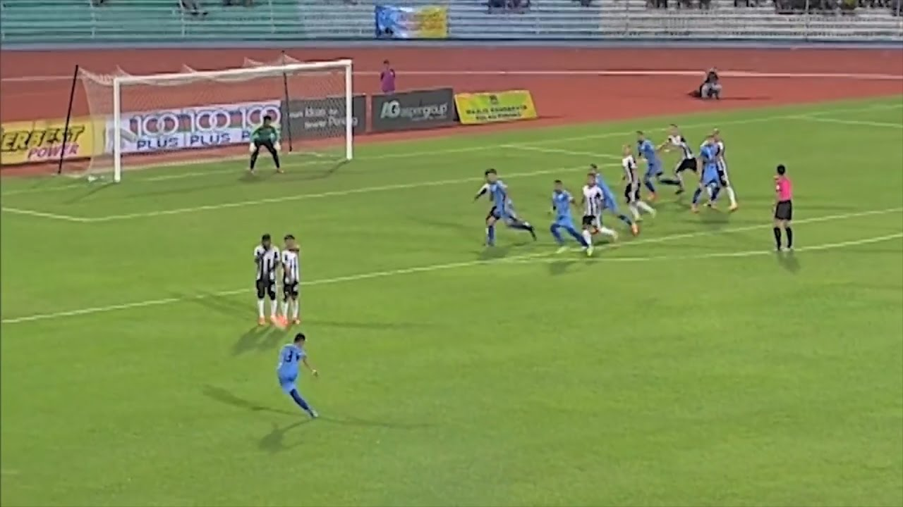 Faiz's stunning goal viewed over two million times | The