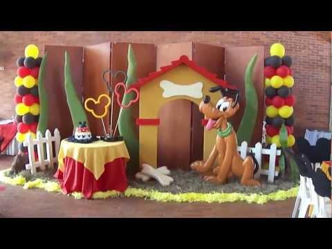 Sfiesta tematica disney mikey y sus amigos juan pablo 2 for Abril salon de fiestas belgrano