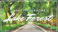 Neighborhood Facts:  Lake Forest, Illinois