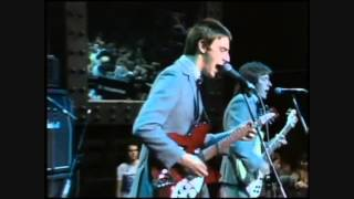 """1978 The Jam cover """"David Watts"""" by The Kinks, Bruce Foxton takes l..."""