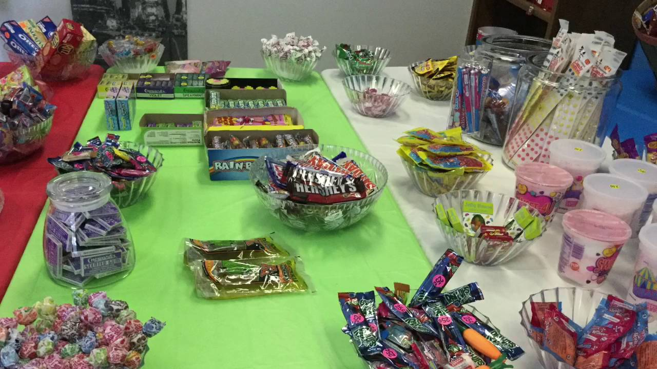 Gifts Candy Store Wedding Planners Baby Shower Events
