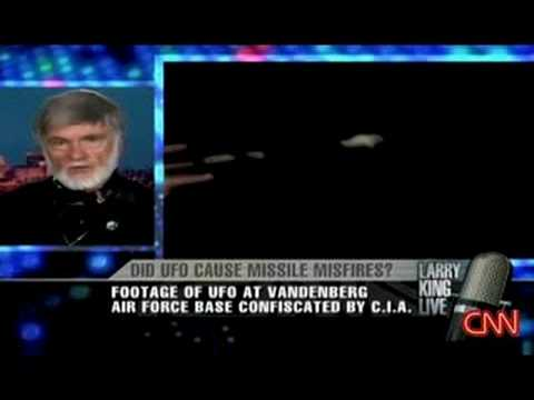 Larry King UFO video Government cover-up