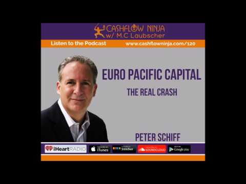 120: Peter Schiff: The Real Crash