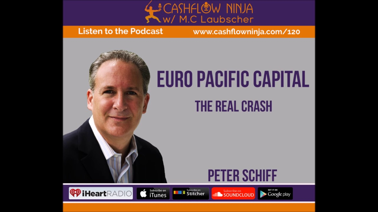 The Real Crash >> 120 Peter Schiff The Real Crash