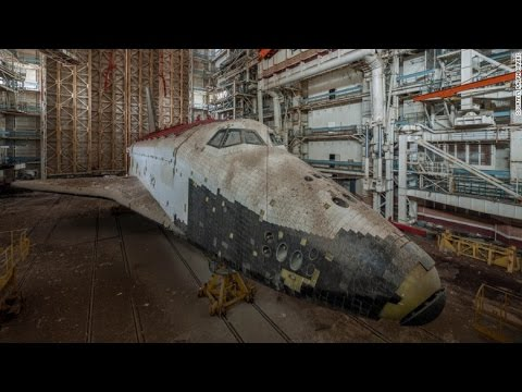 Old Spacecraft found at the Baikonur Cosmodrome