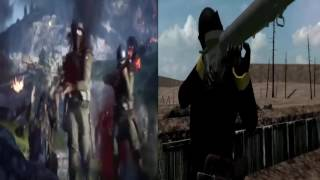 Mount & Blade: Warband The Parabellum mod vs Battlefield 1 (Trailer comparison)
