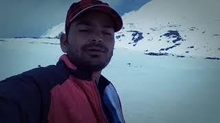 Chalne lgi hai Hawayein....Short shut video At BARALACHA,NH~3 Highway Manali-Leh