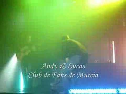 Andy & Lucas, Carita Morena - Blanca (Murcia)