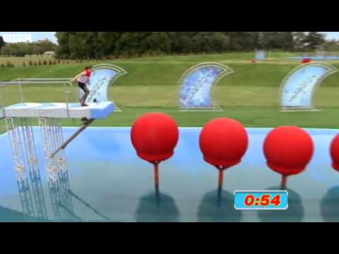 Total Wipeout - Series 2 Episode 1