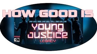 How Good Is YOUNG JUSTICE LEGACY (PC) Review First Look Gameplay 1080p