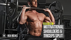 Exercise Information- My Shoulders & Triceps Split