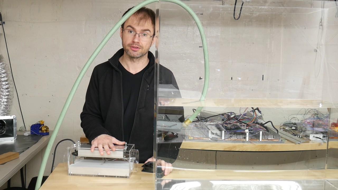 Gen 2 - Single Module DIY LED Demo Light - LED Grow Lights