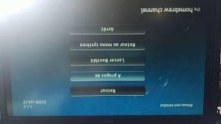 Wii Homebrew renversé 180° problème