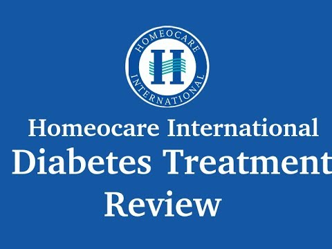Homeopathy Treatment for Diabetes   Diabetes treatment in