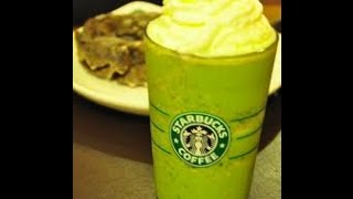 How To Make Starbucks Matcha Green Tea Frappuccino