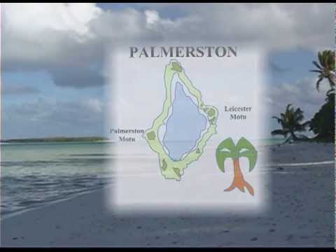 Marsters' Palmerston - Cook Islands