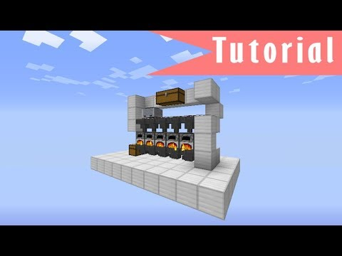 raft how to make a smelter