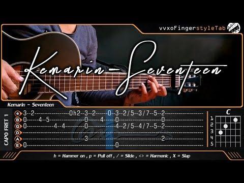 SEVENTEEN - KEMARIN - Fingerstyle Guitar Cover [TAB]