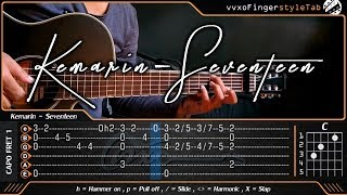 Download Video SEVENTEEN - KEMARIN - Fingerstyle Guitar Cover [TAB] MP3 3GP MP4