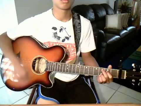 Stay Beautiful by Taylor Swift (guitar cover) with CHORDS + STRUMMING PATTERN