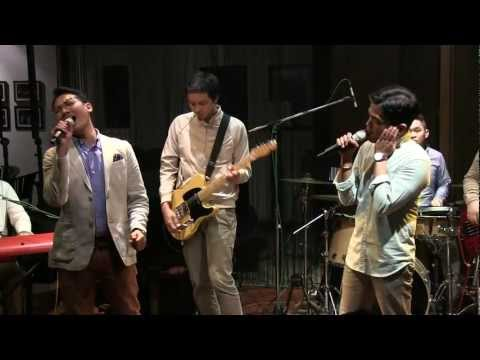Soulvibe - I Want You Back ~ Adinda @Mostly Jazz 30/06/12 [HD]