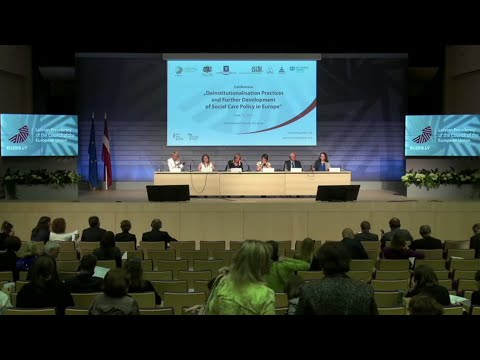 Plenary session II: Good practice as a precondition for successful deinstitutionalisation process