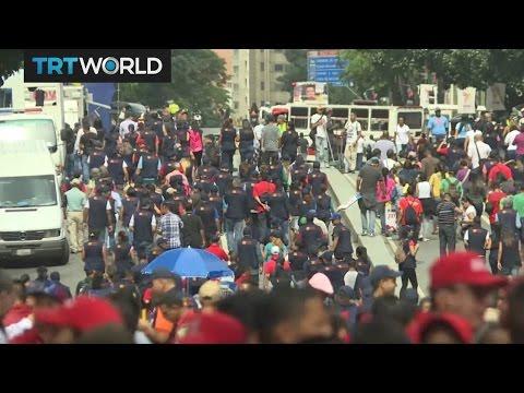 Venezuela On the Edge: UN holds emergency meeting on worsening crisis