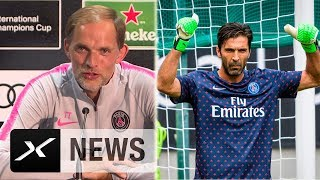 Thomas Tuchel: Gianluigi Buffon?