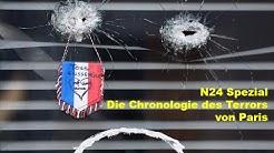 N24 Spezial - Die Chronologie des Terrors von Paris