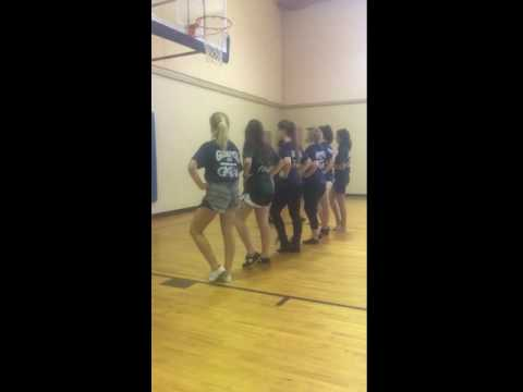 Part 1 of Guys and Dolls Musical: hotbox girls