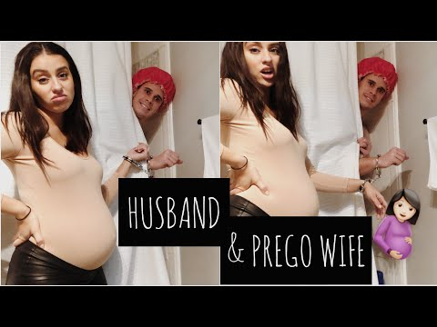 24 Hour Handcuff Challenge While Prego!!