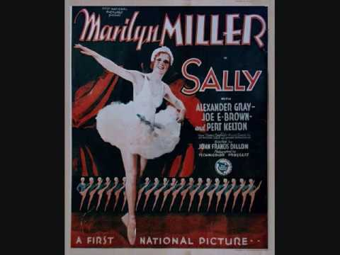 Sally 1929 (Overtune Disc, Audio Only)