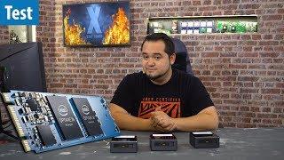 Optane: Was bringt der günstige Intel-Turbo für Gamer? #Test #Review