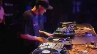 DJ Dysfunkshunal - Jay-Z beat juggle (DMC  Belgium 2001)
