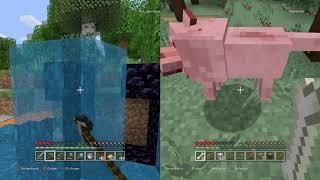 Termino minecraft  con thepanda
