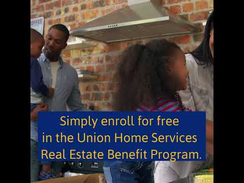 AFGE Member Benefits: Union Home Services Real Estate Benefit Program