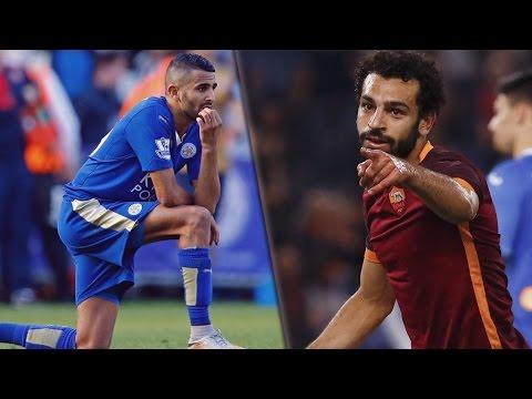 Mohamed Salah & Riyad Mahrez ● The Pride of The Arabs ● The Show ● 2016 HD