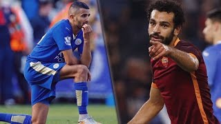 vuclip Mohamed Salah & Riyad Mahrez ● The Pride of The Arabs ● The Show ● 2016 HD