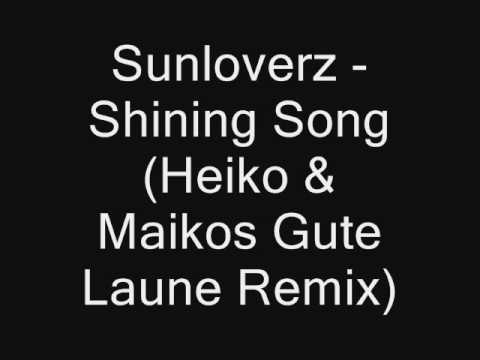 sunloverz shine on heiko maikos gute laune official remix lyrics youtube. Black Bedroom Furniture Sets. Home Design Ideas