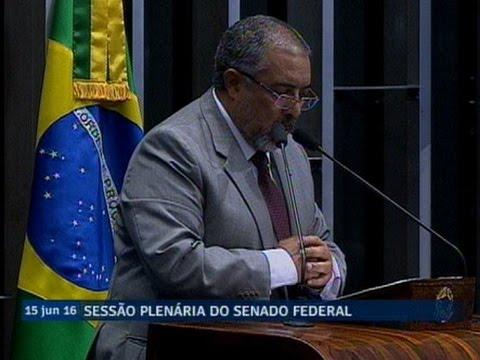 Paulo Paim destaca Dia Mundial de Conscientização da Violência Contra a Pessoa Idosa