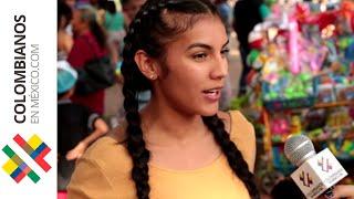 ¿Qué saben las colombianas sobre México? Colombia a Todo Dar parte 2