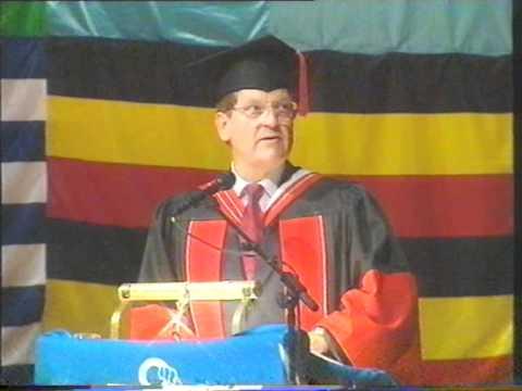 WMU Malmo Graduation Ceremony 2000 Vol.1