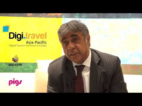 3rd Digi.travel Asia-Pacific Conference & Expo - 20 June 2018 - Jay Jhingran, Continent GM #2