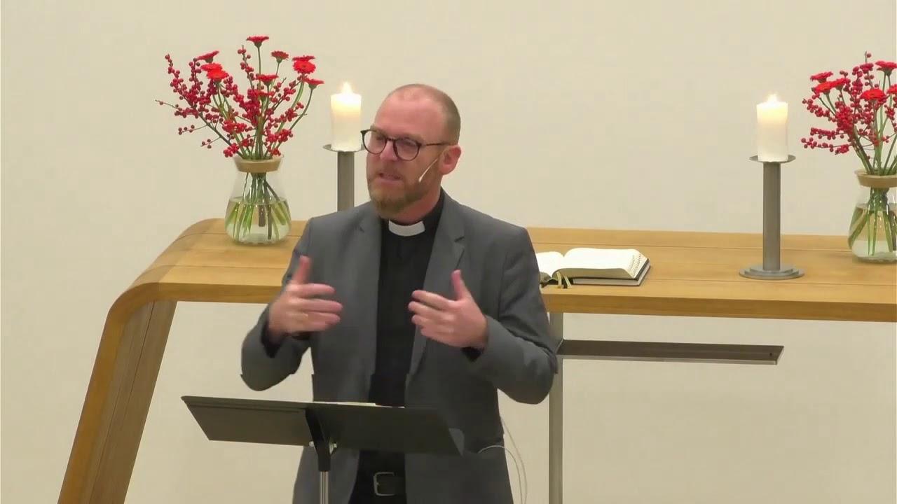 Prædiken i Skjern Bykirke Julesøndag 2020