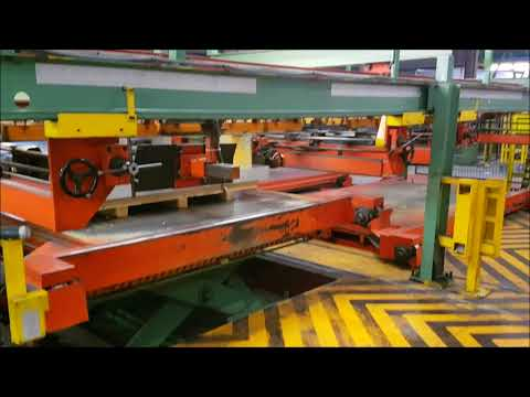 1997 Fagor High Speed Blanking Line