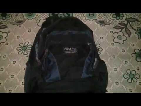 Рюкзак Polar Adventure черный